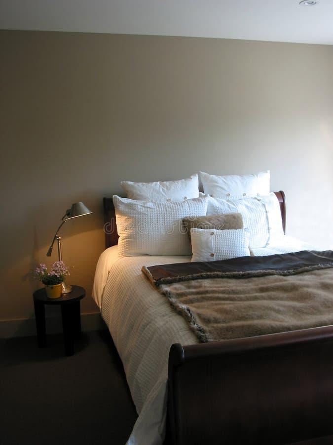 wnętrze sypialni zdjęcia stock