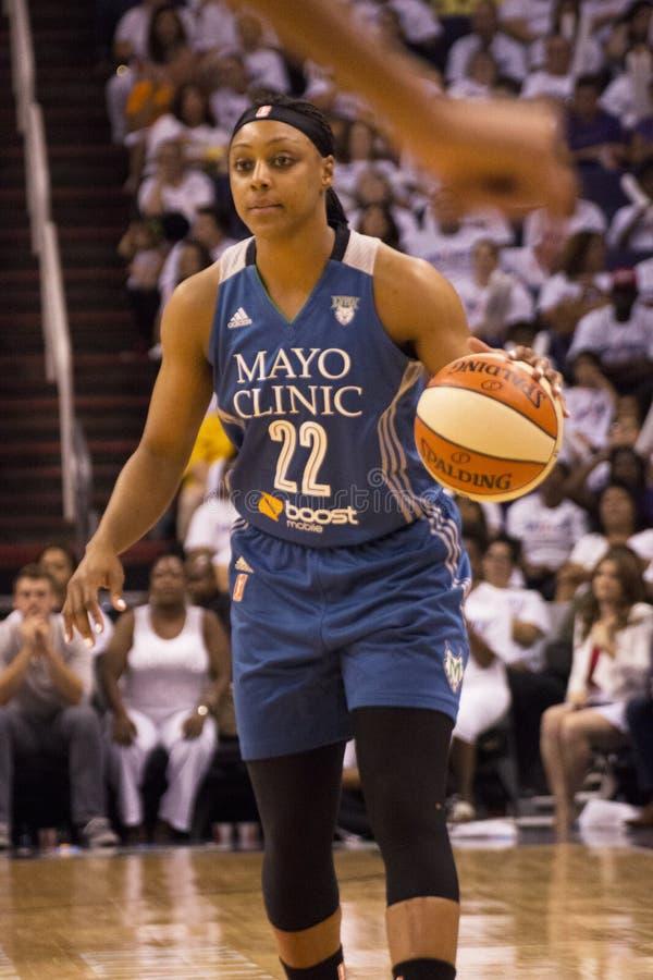 Free WNBA Phoenix Mercury Win Round One Of Finals Stock Photos - 44015943