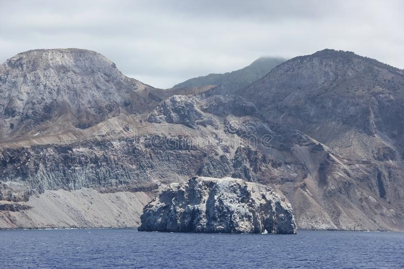 Wniebowstąpienie wyspa obraz stock