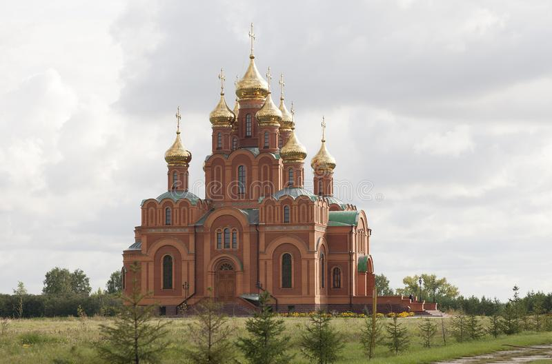 Wniebowzięcie katedra Achair klasztor zdjęcie royalty free