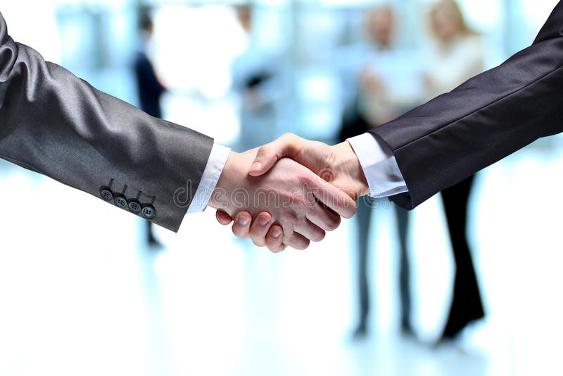 Wniosek transakcja. obrazy stock