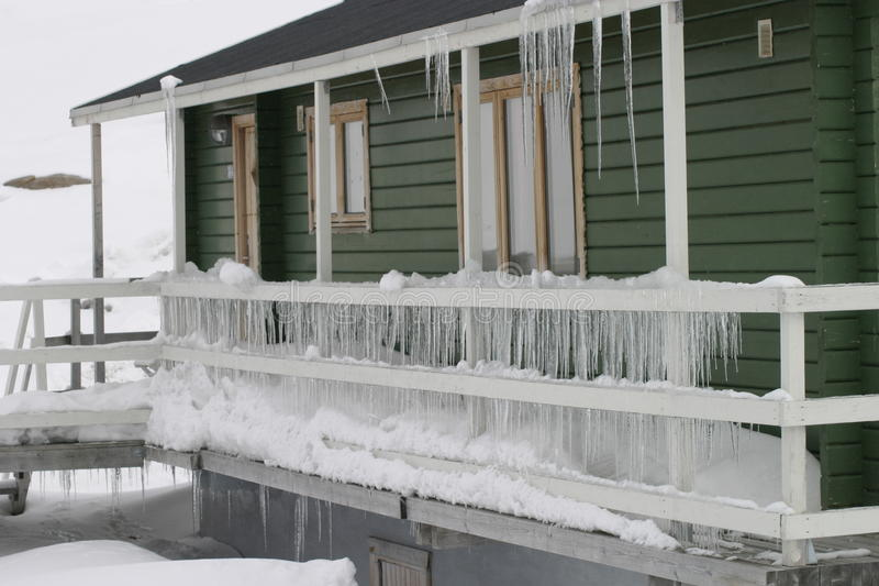 Wnter Gronelândia norte fotos de stock royalty free