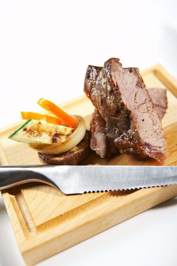 wołowina fotografia stock