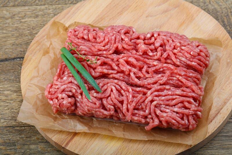 wołowina minced zdjęcie royalty free
