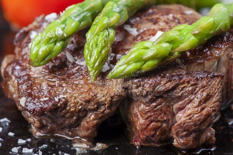 Wołowina stek zdjęcia royalty free