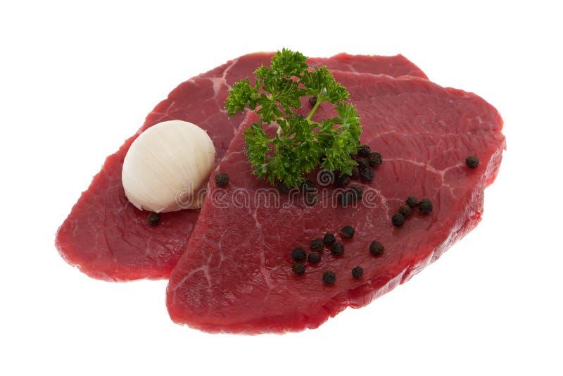 wołowina surowa zdjęcie stock