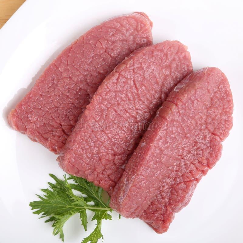 Wołowiny polędwicy stki obrazy stock