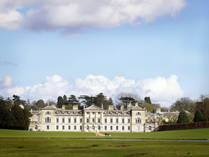 Woburn Abbey Bedordshire fotos de archivo libres de regalías