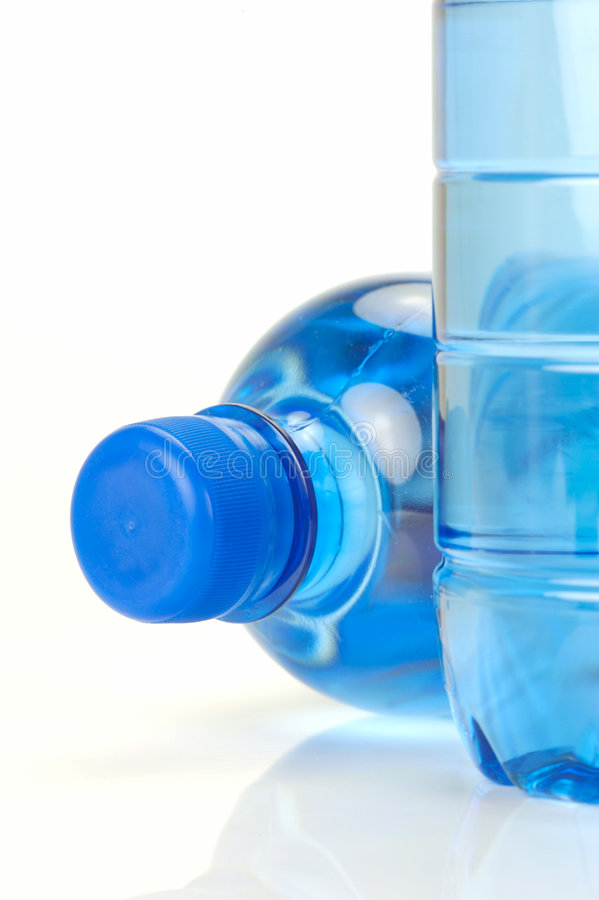 woda butelkowa zdjęcia stock