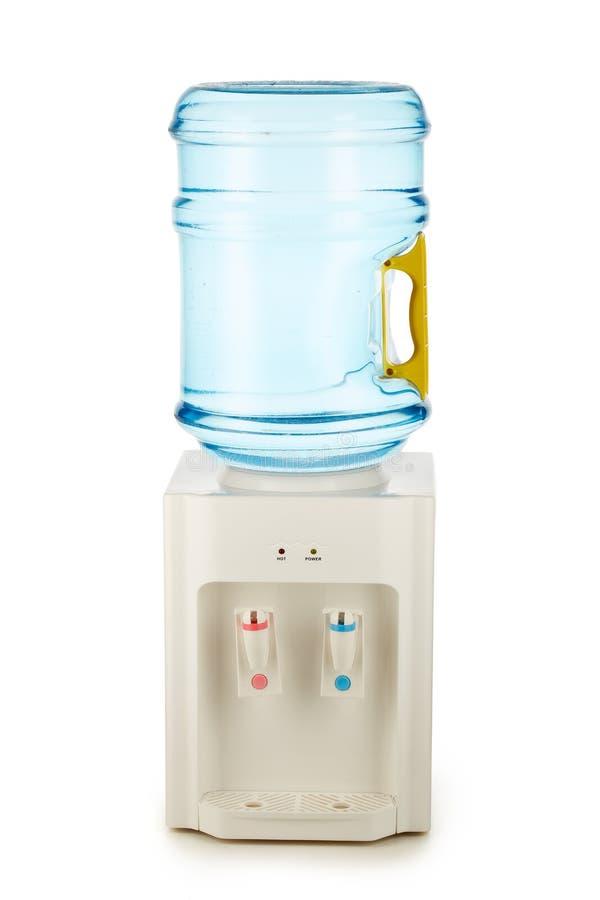 Woda chłodno z czystą wodą zdjęcia royalty free