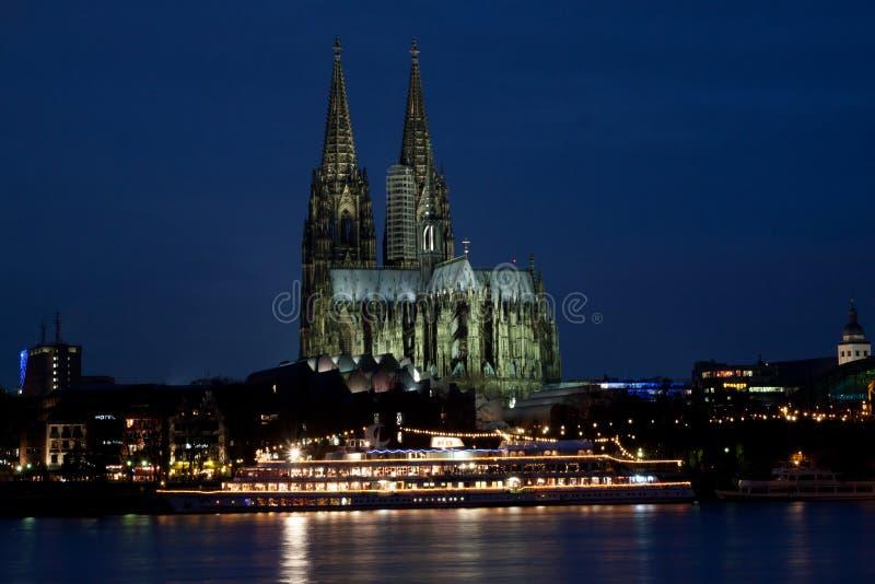woda kolońska katedralny German zdjęcia stock