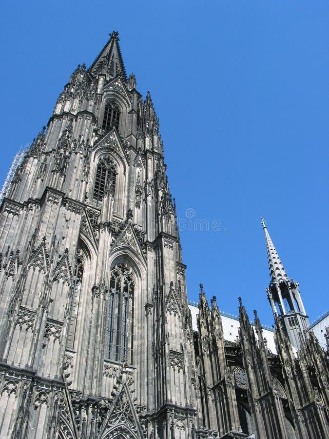 Download Woda Kolońska Katedralny German Obraz Stock - Obraz złożonej z niemcy, zachodni: 132829