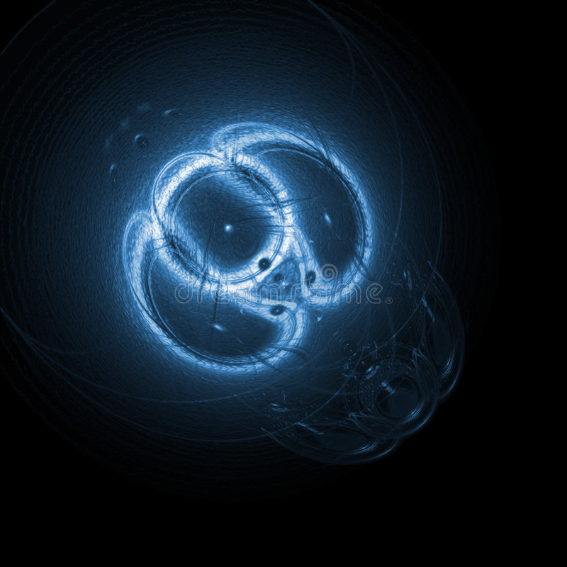 woda komórek ilustracja wektor