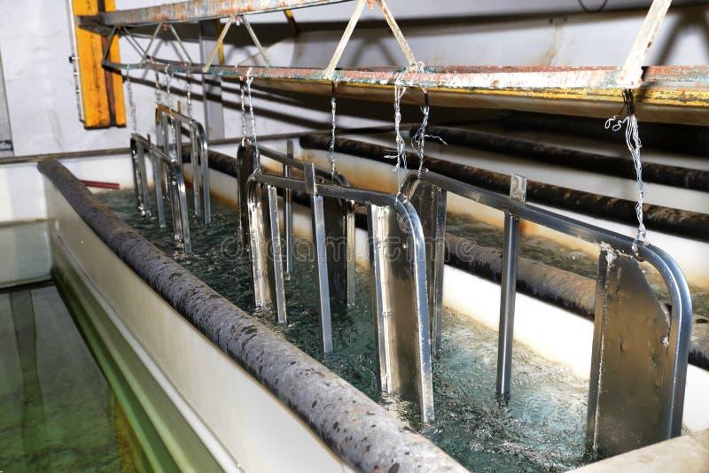 Woda - skąpanie fotografia stock