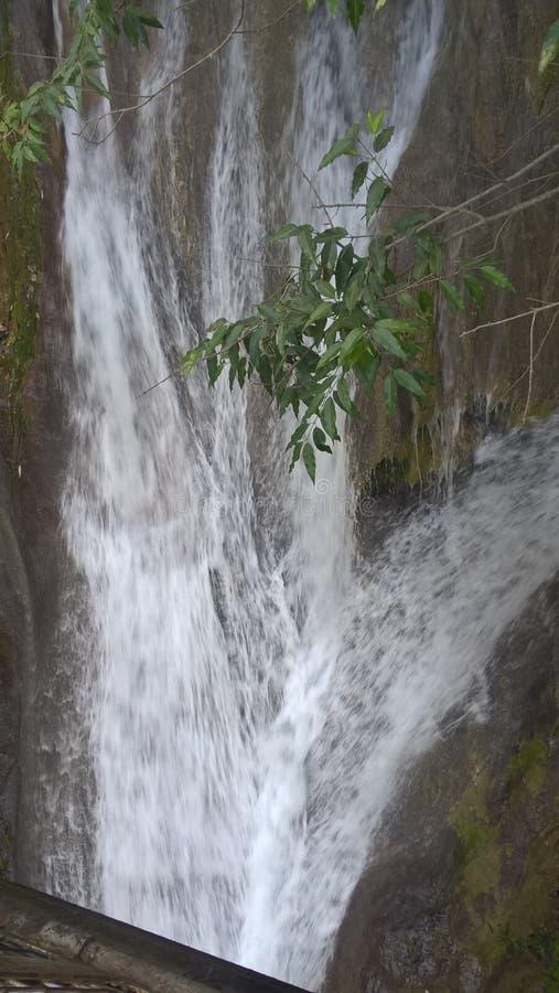 Woda spada przy Missouri zdjęcia stock