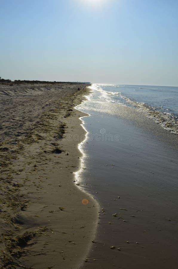 woda, ziemia i niebo, obraz stock