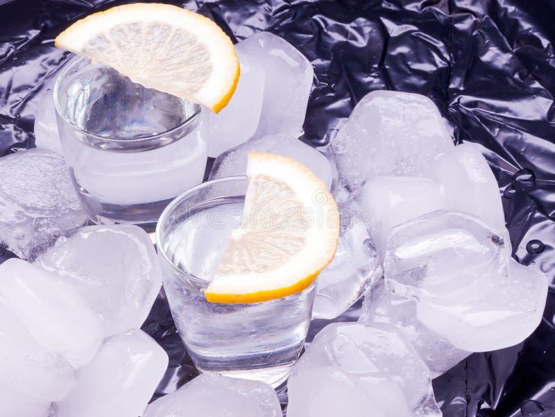 Wodka lizenzfreie stockfotos