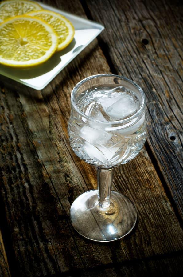 Wodka lizenzfreies stockfoto