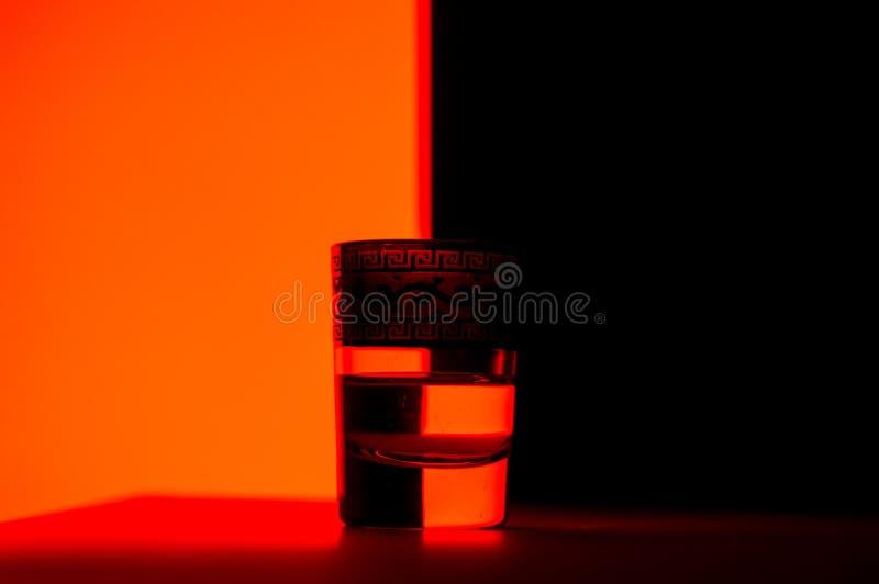 wodka stock afbeelding