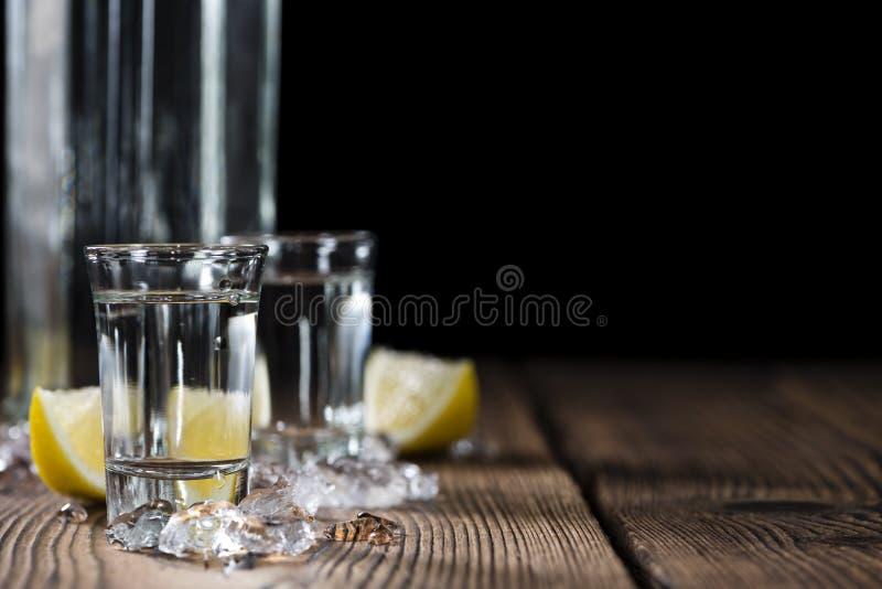 wodka stockfotografie