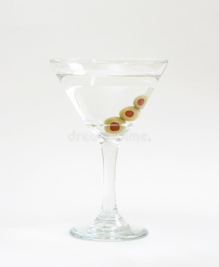 Wodka Martini lizenzfreies stockfoto