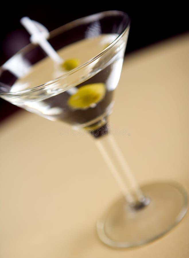 Wodka martini stock afbeeldingen