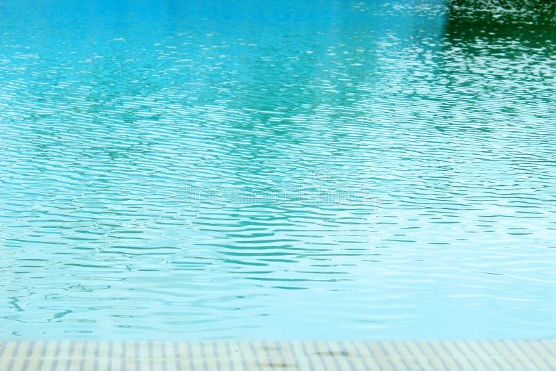 Wodna czochra w Pływackim basenie obrazy royalty free