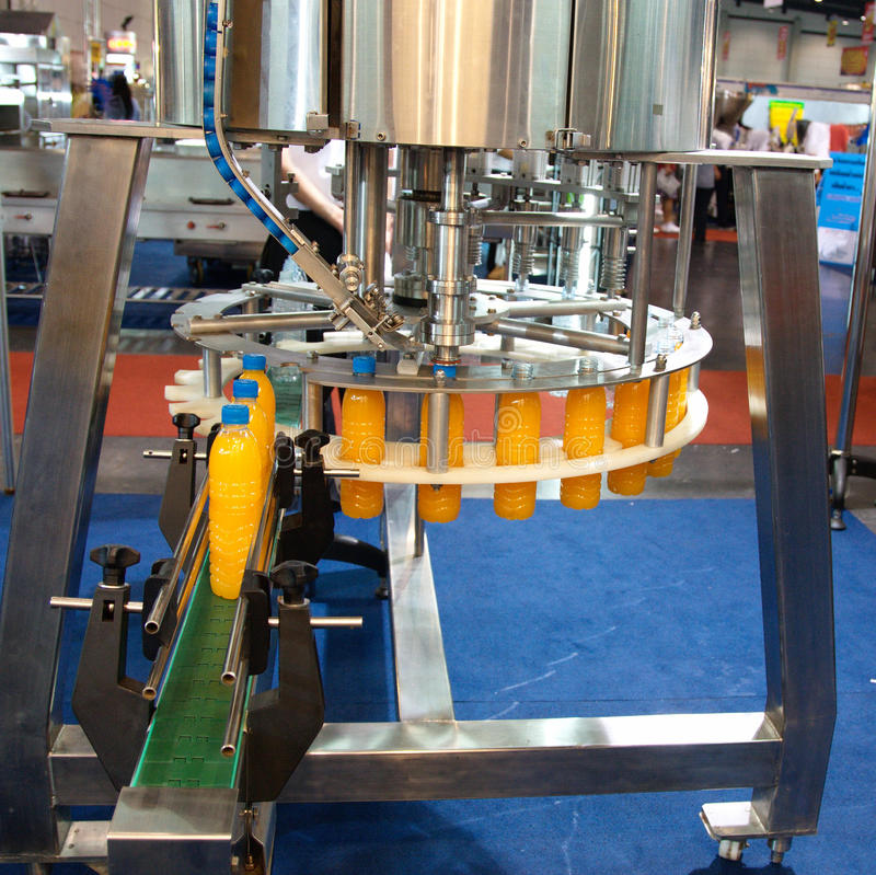 Wodna podsadzkowa maszyna zdjęcia stock