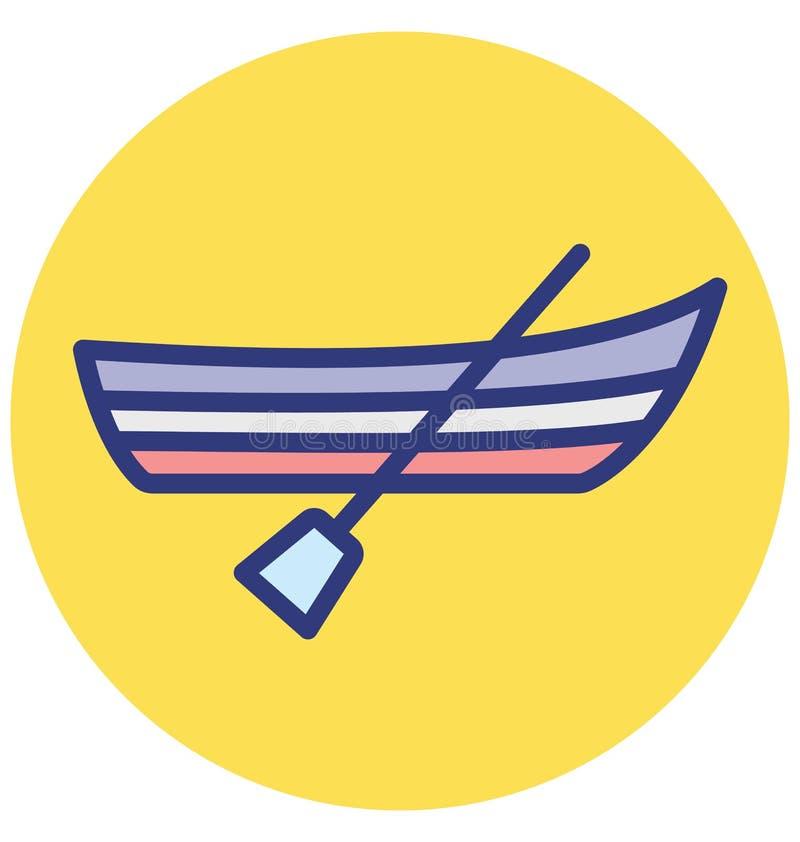 Wodniactwo Odizolowywał Wektorową ikonę która może łatwo modyfikować lub redagować wodniactwo Odizolowywał Wektorową ikonę która  ilustracji