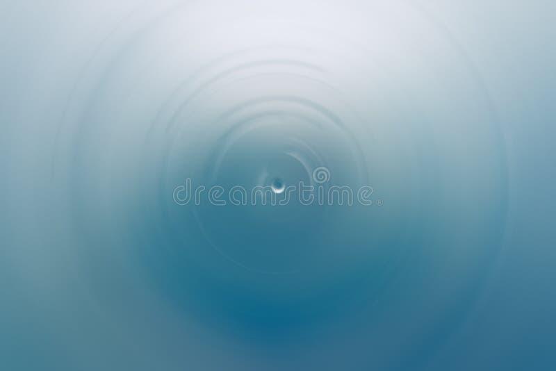 Wodny kropla wiru plamy tło ilustracji