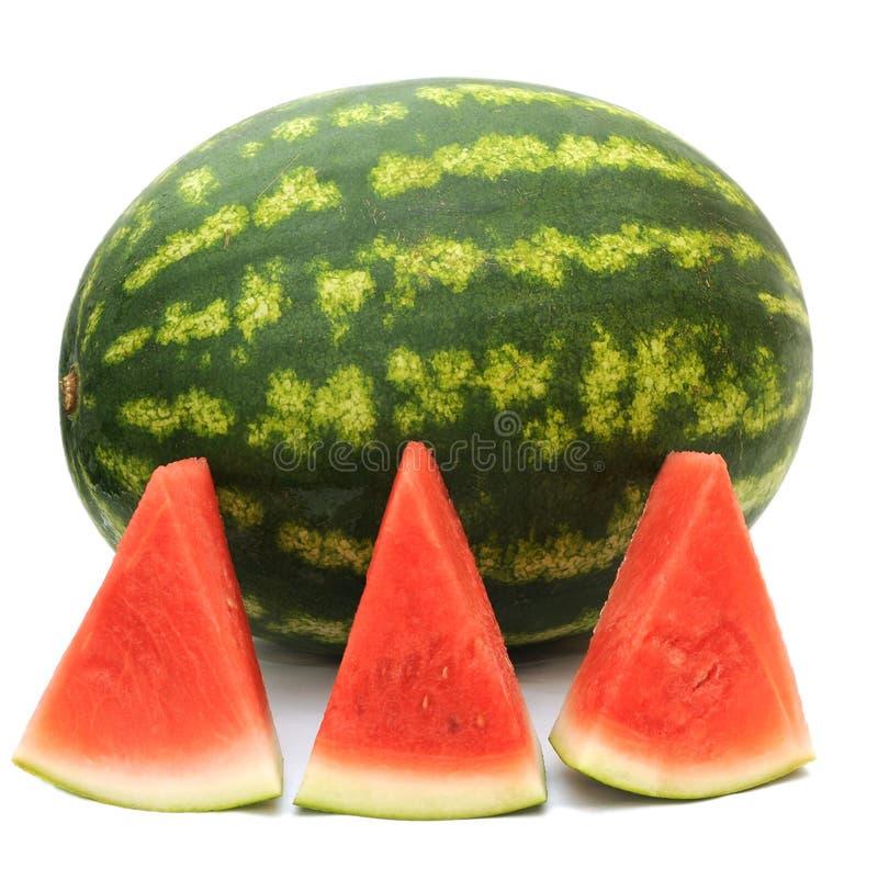 Wodny melon obraz royalty free