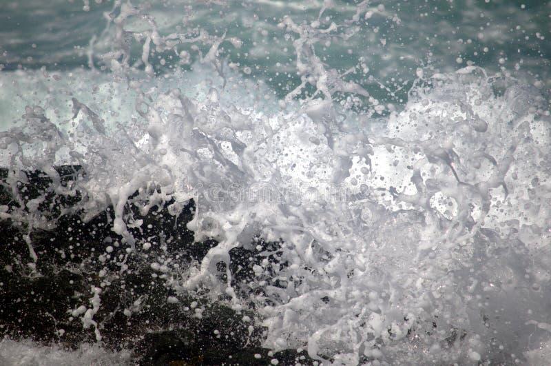 Wodny pluśnięcie zdjęcie stock