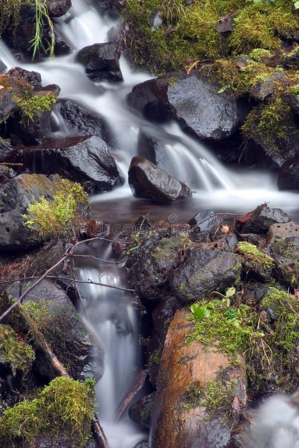 wodospad creek obraz royalty free