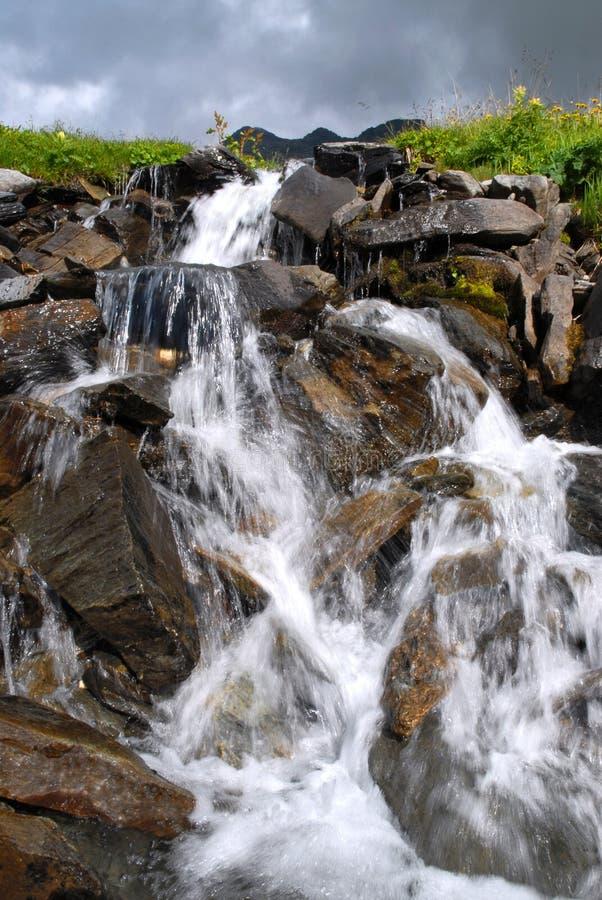 wodospad mountain obraz royalty free