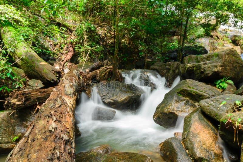 wodospad thailand fotografia royalty free