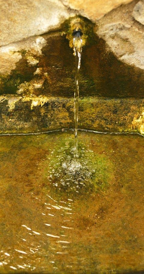 Wody pitnej źródło zdjęcie royalty free