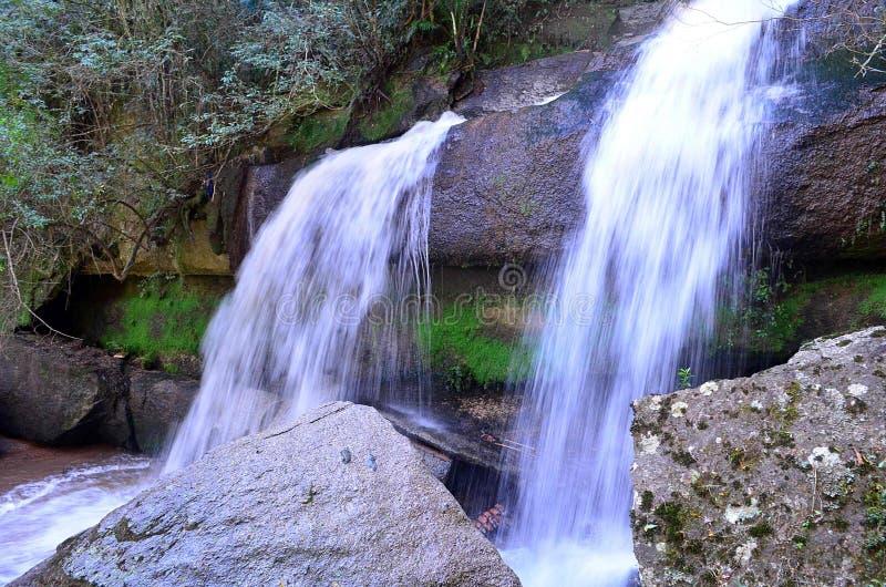 Wody siklawa obrazy stock