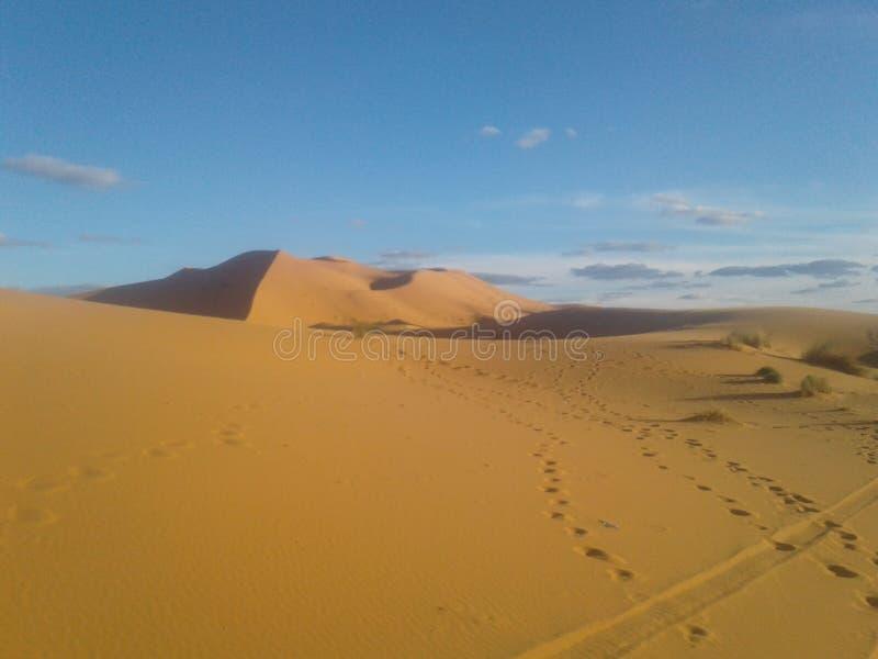 woestijn van Marokko royalty-vrije stock fotografie