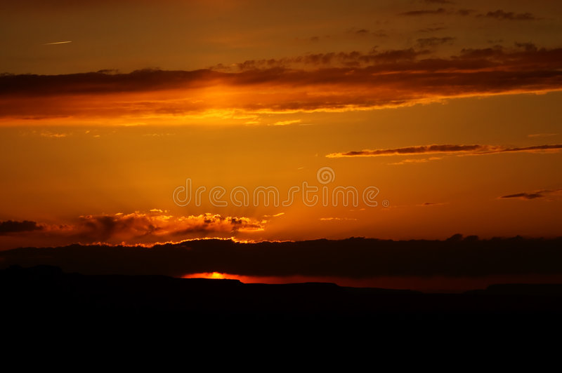 woestijnen van Utah stock afbeeldingen