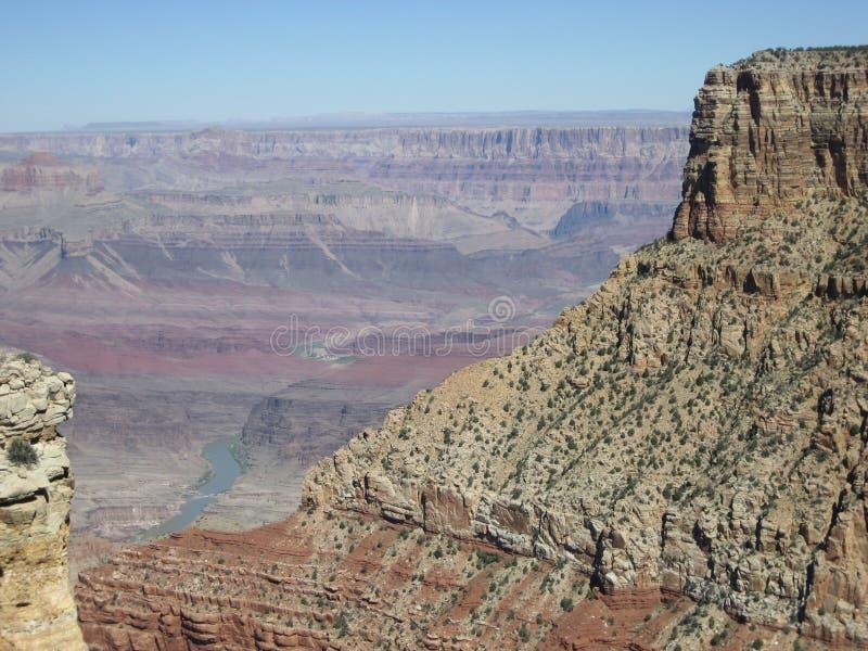 Woestijnlandschappen royalty-vrije stock foto