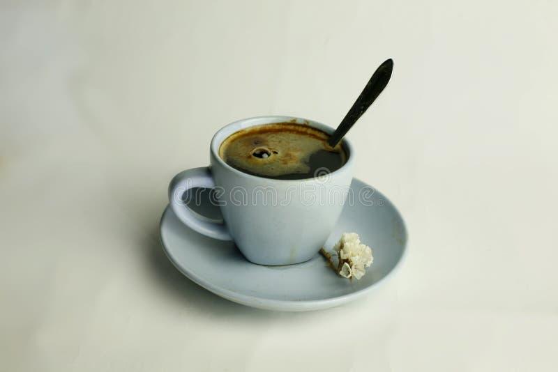 wohlriechender Kaffee Liebe Morgen fängt mit Kaffee an stockfotos