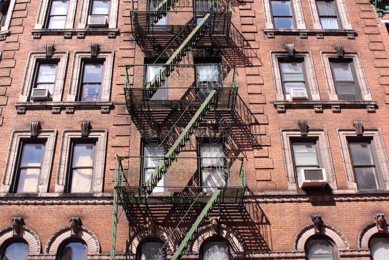 Wohnung in Manhattan stockfotografie