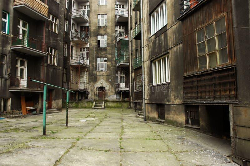 Wohnunghaus stockfotografie