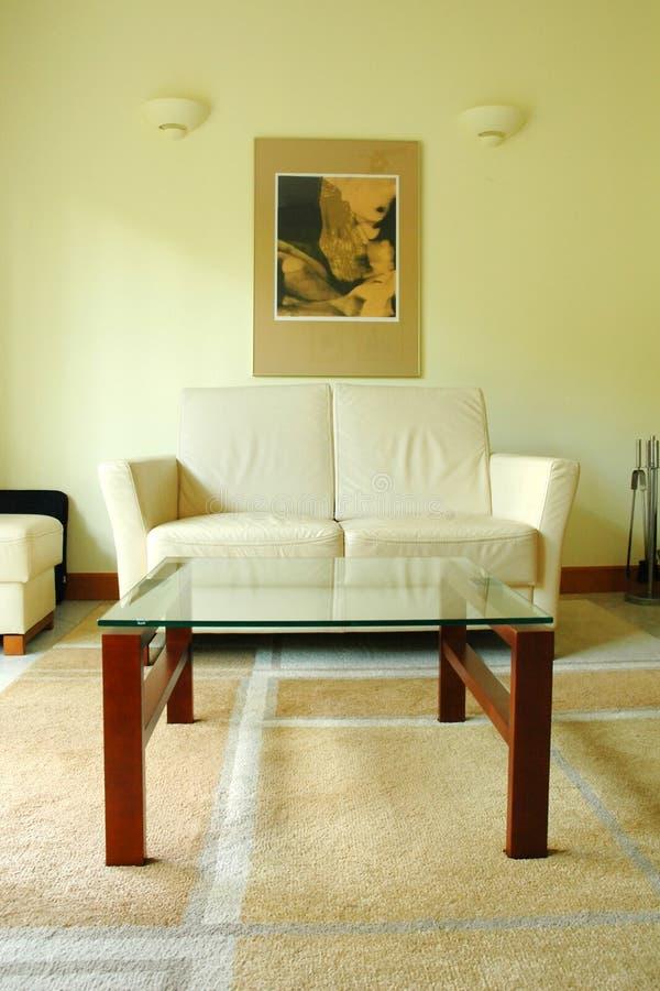 Wohnzimmer 2 lizenzfreie stockfotos