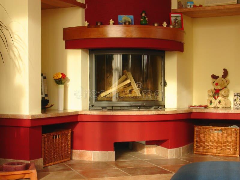 download wohnzimmer mit kamin stockfoto bild von seite feuer marmor 553740 - Wohnzimmer Feuer