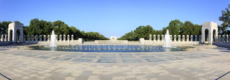 Wojna światowa drugi pomnik fotografia stock