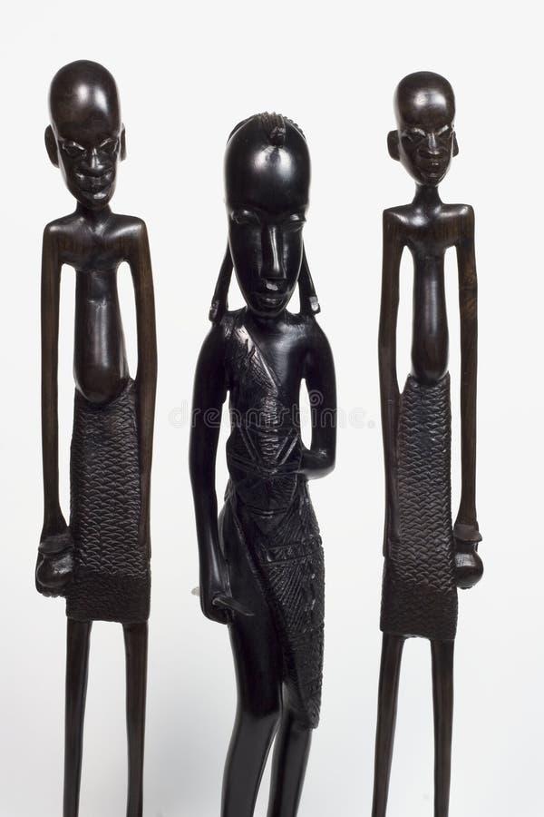 wojownicy afryki fotografia royalty free