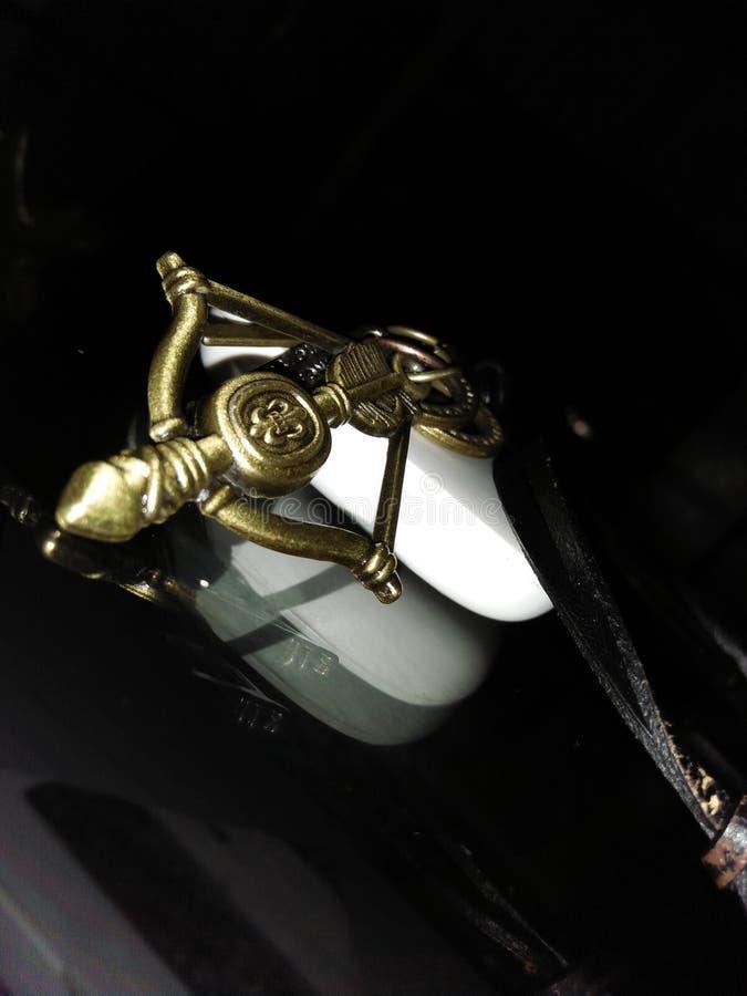 Wojownika chabeta neckrace zdjęcia stock