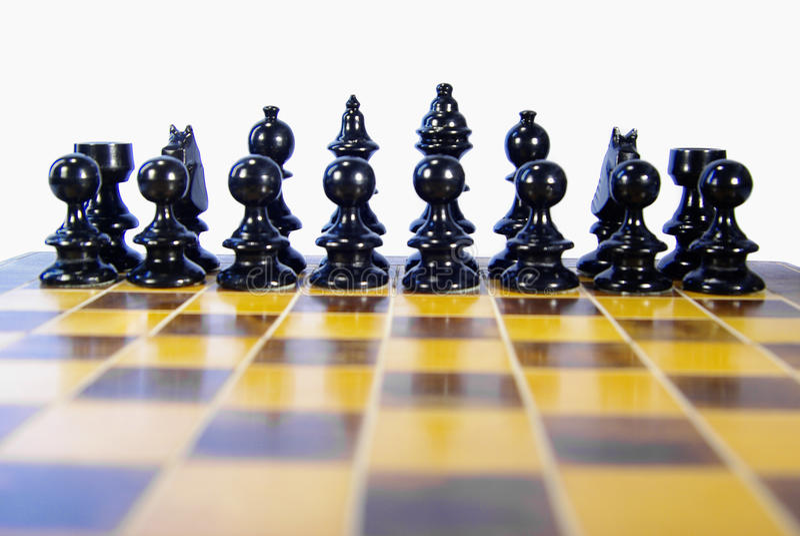wojsko szachy fotografia royalty free