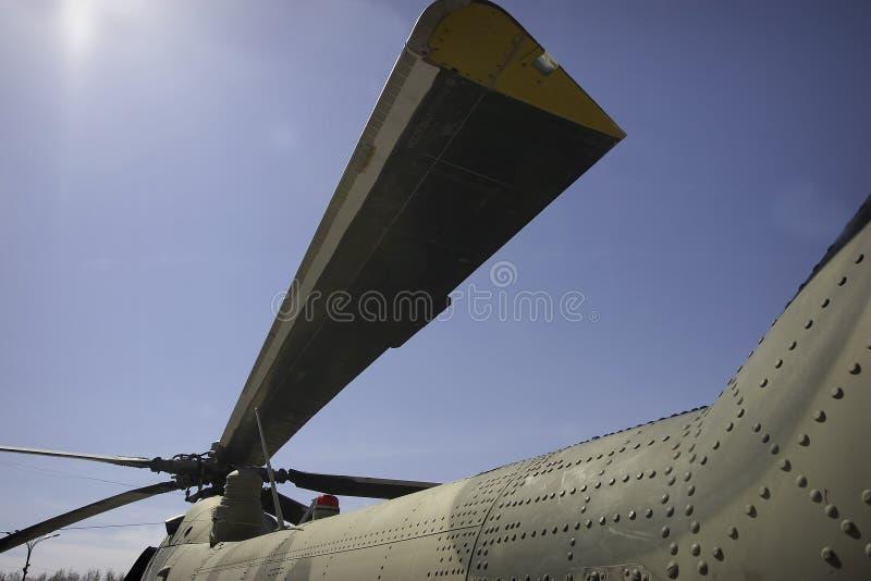Wojskowego Helikoptera Zdjęcia Stock